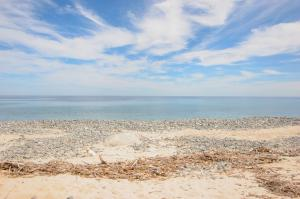 in Agua de la Costa, Karotko beachfront Lot, East Cape,