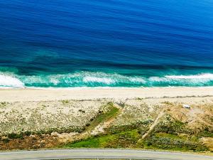 019 Todos Santos - Cabo San Lucas, FraccA Demasias, Pacific,