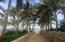 Entrance to Pedregal Beach