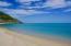 Swimable beach