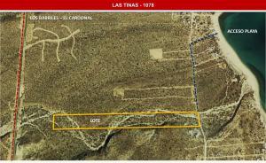 Las Tinas Lot 1078, East Cape,