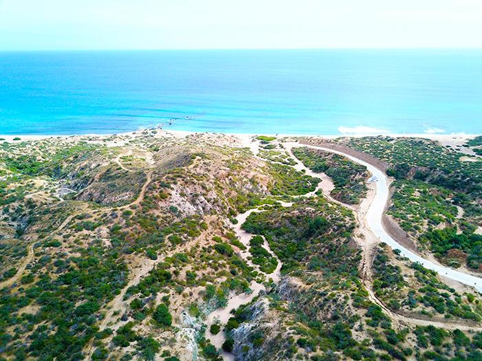 Nine Palms Beach Piedra Verde-3