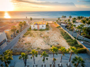 Playa Las Palmas, Beachfront Lot, San Jose del Cabo,