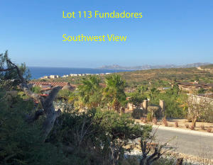 Fundadores Padre Salvatierra, Lot 113, San Jose del Cabo,