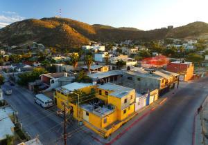 Clodomiro Cota, Casa 4 de Marzo, Cabo San Lucas,