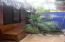 Private patio area in casita