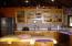 Kitchen in main house