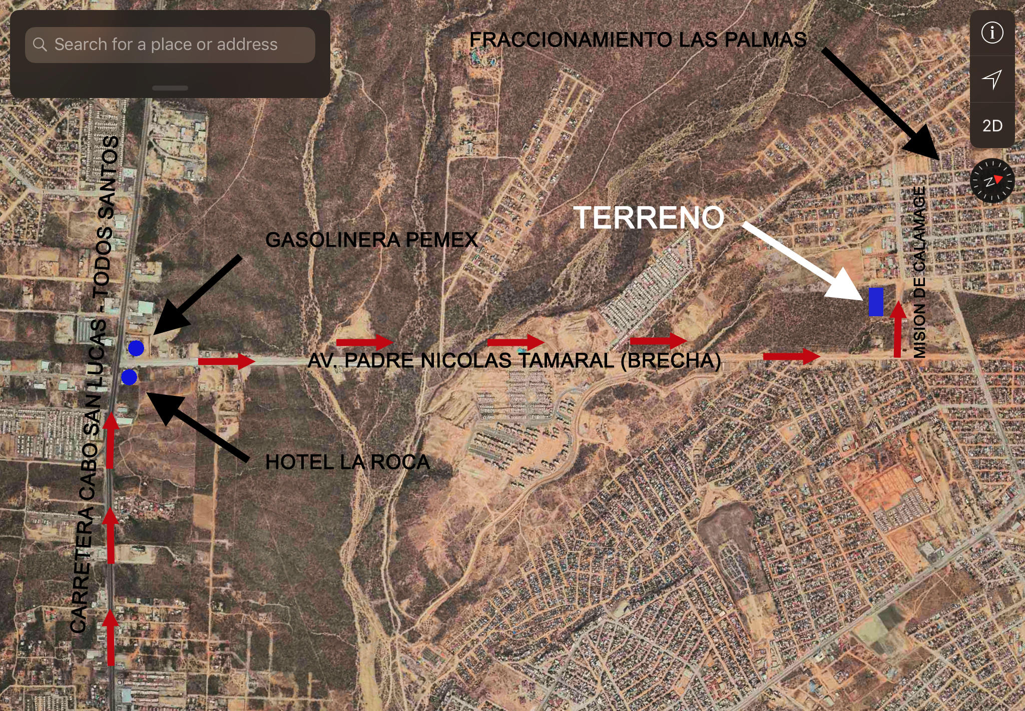 Cabo San Lucas, ,Land,For Sale,C. Palma De Los Andes,19-104