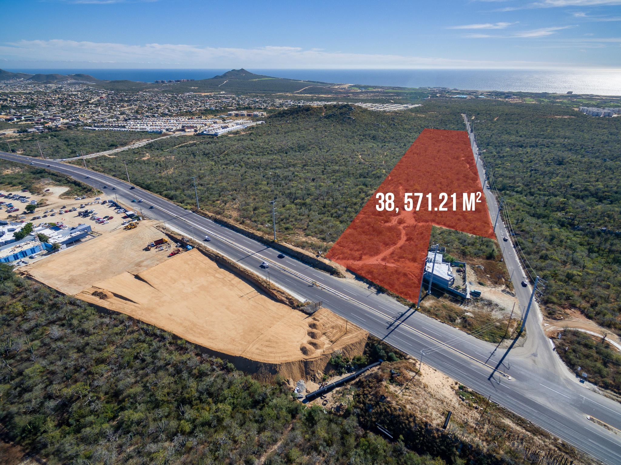Cabo San Lucas, ,Land,For Sale,Boulevard Diamante,19-156
