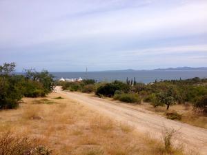 El Sargento North, OCEAN VIEW BACK LOT, La Paz,