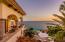 Palms and sunset at Casita 382