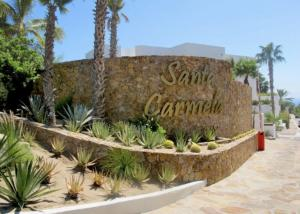 The BEST Lot remaining in Santa Carmela with Arch, Land's End and City Light Views.