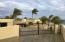 Double gated - one to get into the subdivision and one to access the property guarantees your privacy.