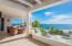 terrace off living room