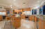 fully equipped kitchen bar
