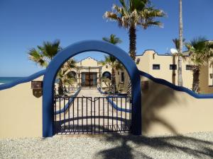 Front entrance to Casa Kuchar