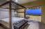 Bedroom 2 with ocean view.