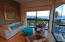 Living Room with Expansive Views of the Sea of Cortez