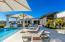 Casa Steuart lap pool and terrace
