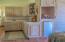 Each guest suite includes a kitchenette.