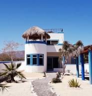 ISLA NATIVIDAD, CASA EL MAR, La Paz,