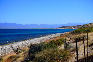 Tres Virgenes, Beachfront, La Paz,