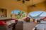 out-door living area off indoor living room