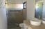 Bathroom #1. Lower level.