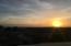 7:45 sunset from upstairs terraza.