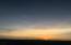 8:00 Sunset over the ocean.
