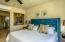 Master Bedroom #1, Tastefully furnished by Interior Decorator.