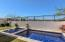 The Private Swimming Pool boasts swimming area and jacuzzi area.