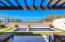 Private Swimming Pool is the centerpiece focus of the westside yard.