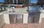 Stainless Steel BBQ Grill and fully plumbed Sink.