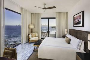 One of only five residences with this view feature in guest bedroom.