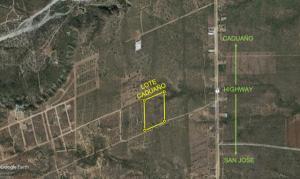 Caduaño NOT Ejido land, BIG lot in Caduaño, East Cape,