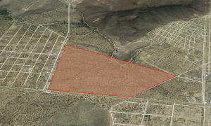 Los Planes, 140 Acre Lot, La Paz,