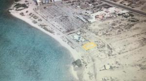 Terreno a la venta frente al mar