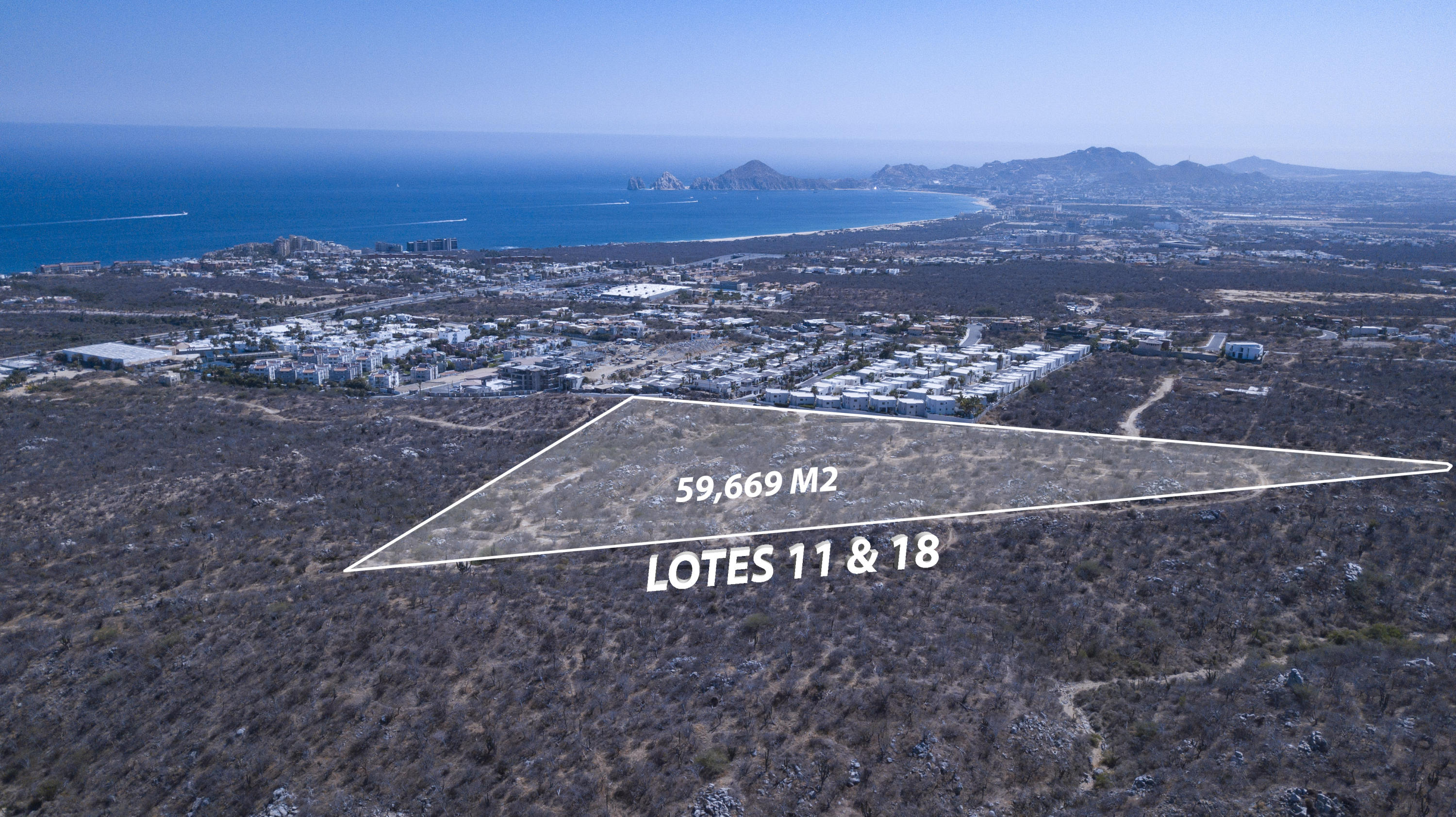 Cabo Corridor, ,Land,For Sale,Tezal next to Hermitage,16-1806