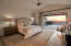 Watch the sunrise from the Master suite