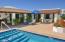Main house pool terrace