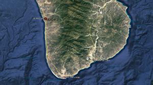 Acceso Sin Nombre, Pescadero Cerritos, Pacific,