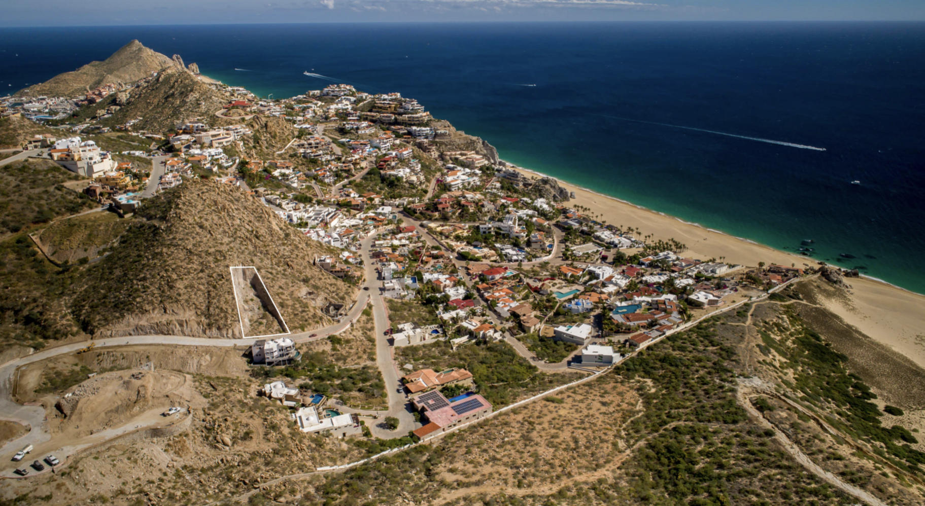 Cabo San Lucas, ,Land,For Sale,Manzana 36 Camino Al sol,19-2202
