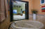 Master ensuite with jacuzzi tub