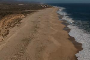 Elias Calles Beachfront lot