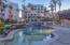 Heated pool, 84 degrees year round.