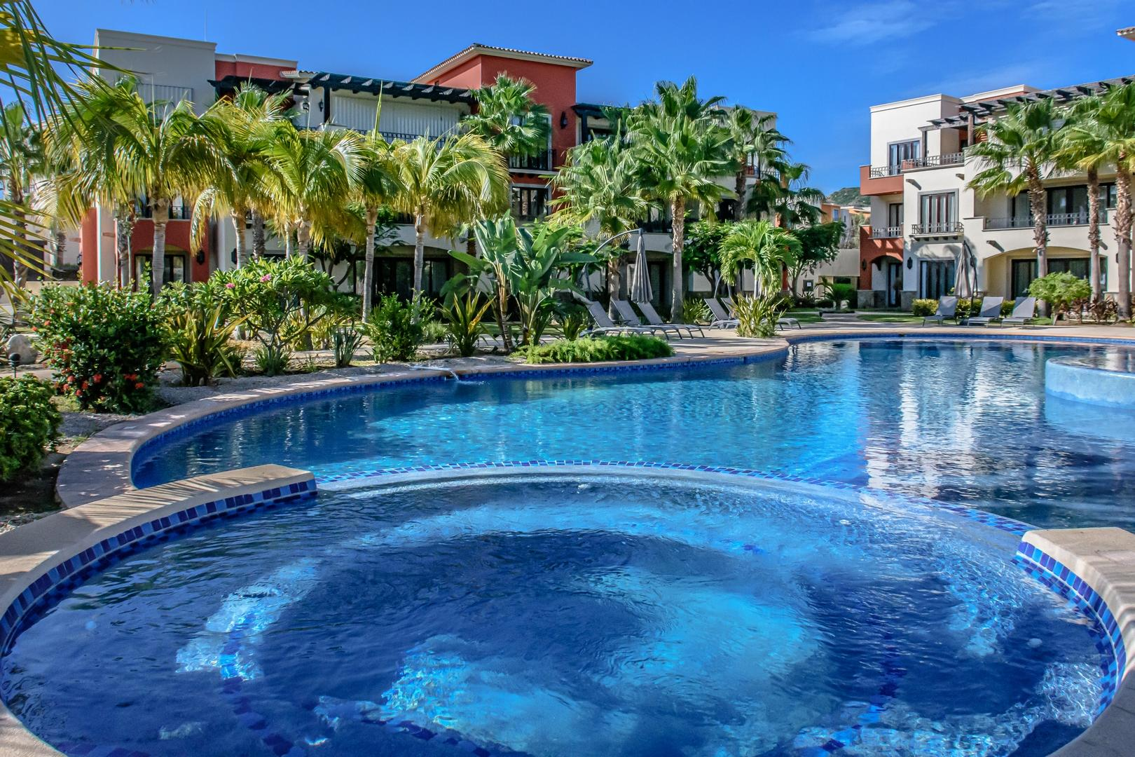 San Jose del Cabo, 3 Bedrooms Bedrooms, 5 Rooms Rooms,2 BathroomsBathrooms,Condo,For Sale,Las Villas De Mexico,19-2685
