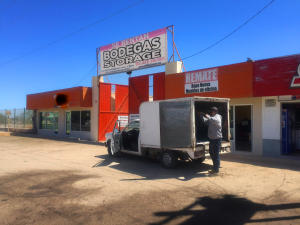 Carretera trans km 14, Warehouse Centenario, La Paz,