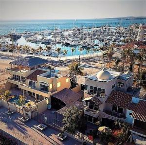 abasolo, Marina Waterfront lot, La Paz,