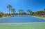 Punta Ballena tennis court